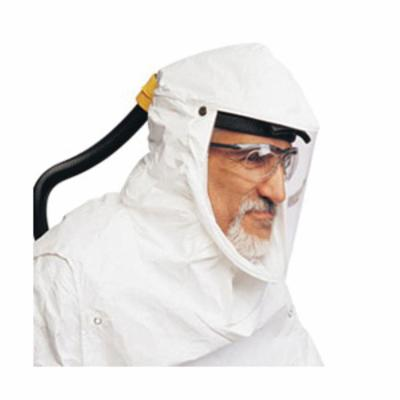 North® by Honeywell PA102M Replacement Hood, M, For Use With PA101M Primair® 100 Series Facepiece Assembly, White