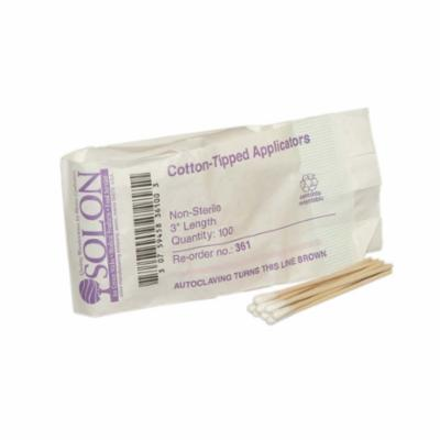 Pac-Kit® 25-400 Cotton Tipped Applicator