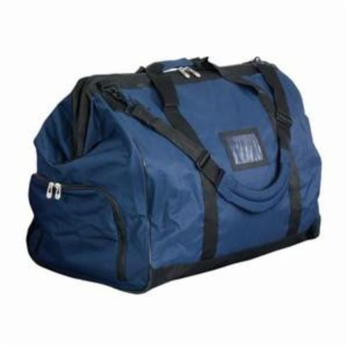 PIP® 903-GB652 Gear Bag, Blue, Polyester, 22 in H x 16-1/2 in W x 28 in D