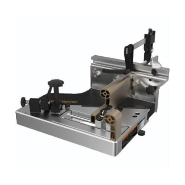 Powermatic® 1799000 PM-TJ Tenoning Jig, 3/4 in W x 3/8 in D Fits T-Slot Dimensions, 9-5/8 in L x 6-1/2 in H Fence Surface