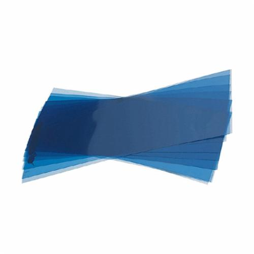 Precision Brand® 44135 Flat Sheet Color Coded Shim, Blue, Polyester, 20 in L x 5 in W x 0.005 in THK