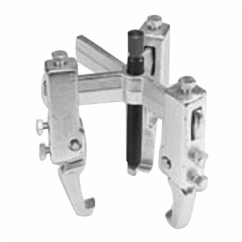Proto® Ease™ J4217 2/3-Way Adjustable Jaw Puller Set, 6 ton, 4-1/2 in Jaw Reach, 4-1/2 in Max Reach, 8 in Max Spread