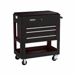 Proto® J459000-3BK 440SS Heavy Duty Utility Cart, 750 lb Load, 39-1/2 in L x 46 in H, Black