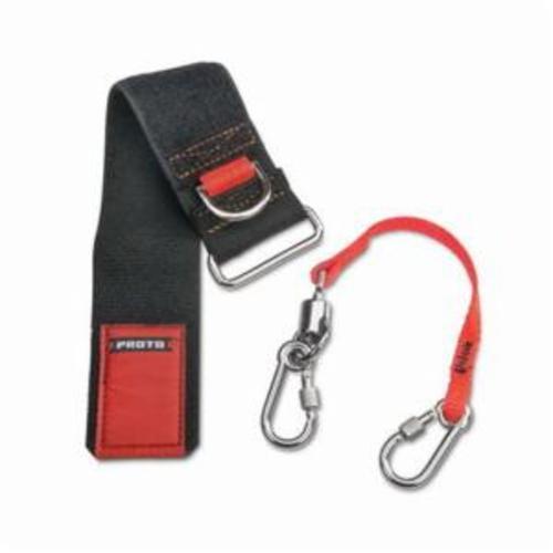 Proto® JDR1 Tethering Wrist Strap System, Metal/Elastic Fabric