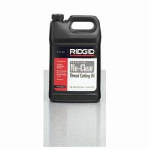 RIDGID® 41575 Nu-Clear Thread Cutting Oil, 5 gal, Mild Petroleum, Liquid, Yellow