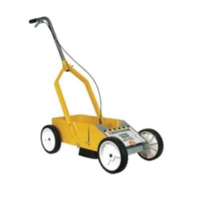 Rust-Oleum® 2395000 Heavy Duty Paint Striping Machine, 32 in OAL, For Use With 2300, S1600 System Inverted Striping Paint, Sturdy Steel