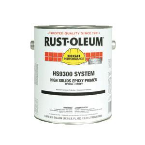 Rust-Oleum® HS9303604 HS9300 System Epoxy Primer Activator, 1 pt Container, Liquid Form, 275 to 475 sq-ft/gal Coverage