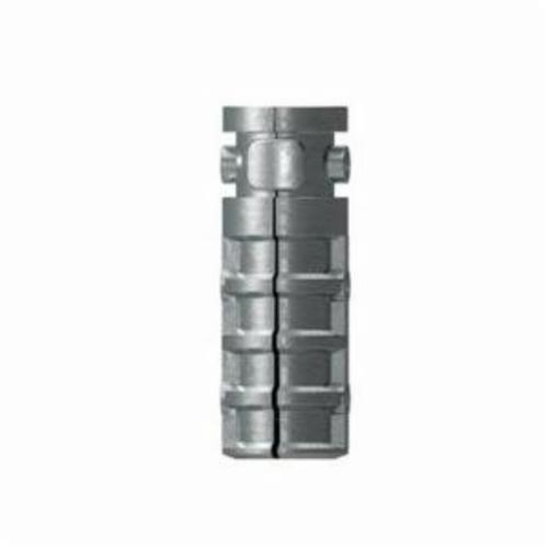 Simpson Strong-Tie® LSES37S Short Lag Screw Expansion Shield, 3/8 in, Die Cast Zamak 3 Alloy