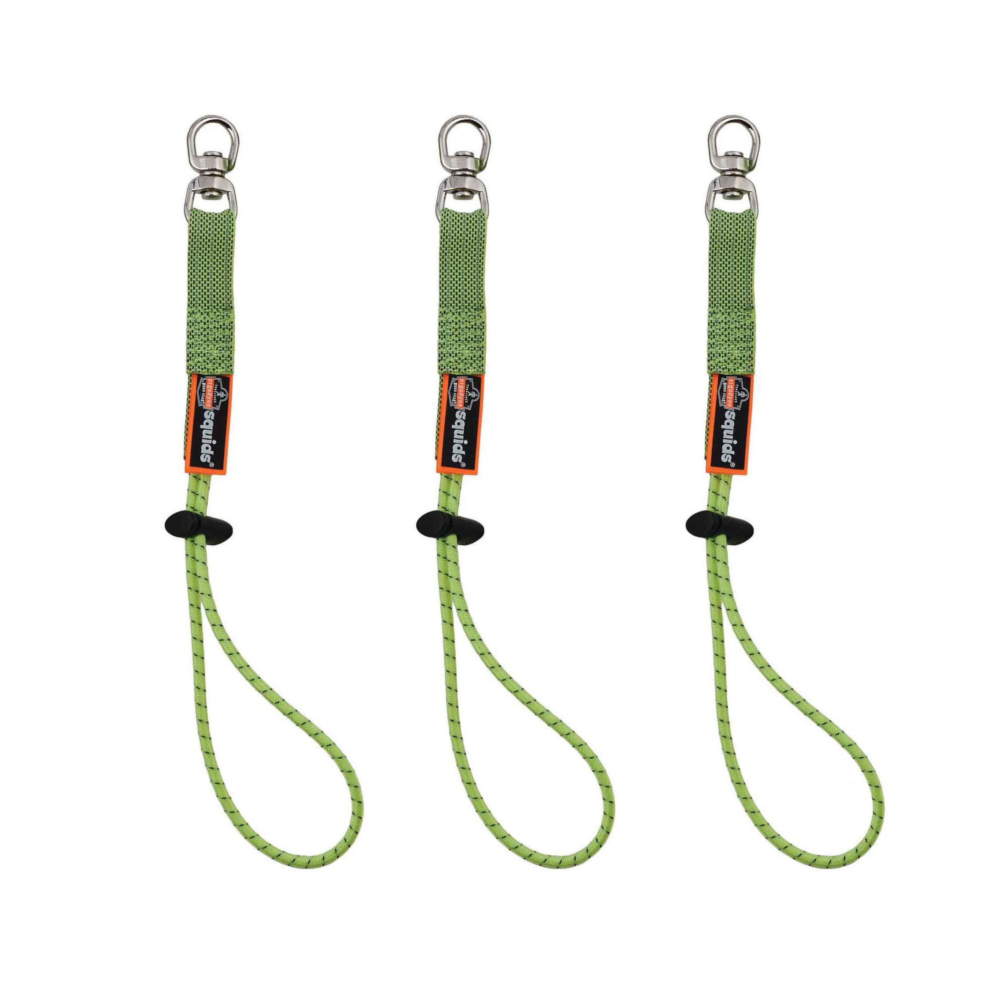 Squids® 19765 3713 Swivel Standard Elastic Loop Tool Tail, Nylon Webbing