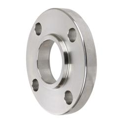 "Smith-Cooper® 1"" 304/L Stainless Steel Forged 150# ANSI Raised Face Slip-On Flange"