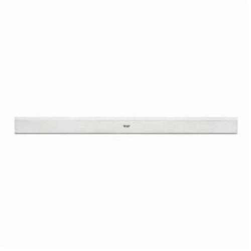 Starrett® 385-18 Beveled Straight Edge, Steel, Regular Steel