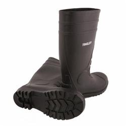 Tingley 31151 Economy Grade General Purpose Knee Boots, Men's, Plain Toe, PVC Upper, PVC Outsole, Resists: Acid, Alkalis, Caustics, Hydrocarbon, Salts and Water