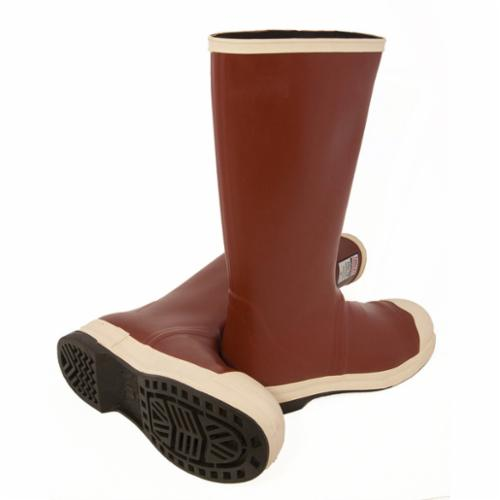 Tingley Pylon™ MB921B-12 Snugleg Boots, Men's, SZ 12, 16 in H, Steel Toe, Neoprene Upper, Neoprene Outsole, Resists: Alcohols, Alkalis, Animal Fats and Blood, Certain Acid, Certain Solvents and Oil, ASTM F2413 M I/75 C/75 EH