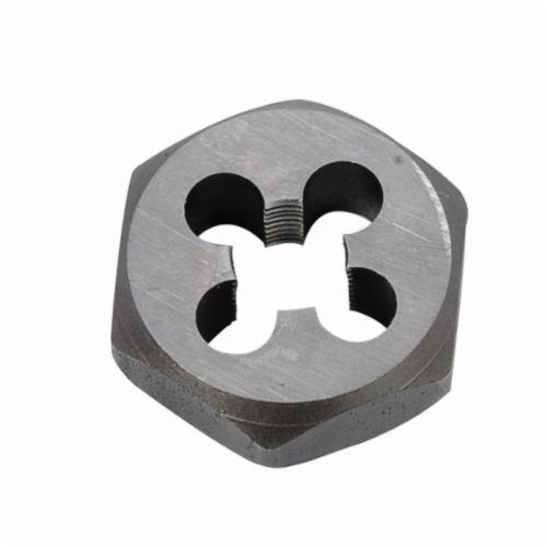 Union Butterfield® 1410257 2025 Rethreading Bolt Die, 7/8-9 UNC Thread, 7/8 in THK, 1-5/8 in OD Die, Chromium Steel