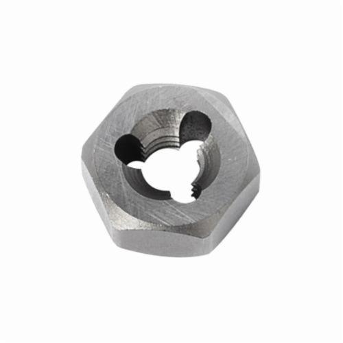 Union Butterfield® 1410256 2025 Rethreading Bolt Die, 3/4-16 UNF Thread, 3/4 in THK, 1-7/16 in OD Die, Chromium Steel