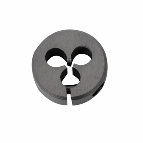 Union Butterfield® 1410590 2710M Adjustable Round Split Threading Die, M16x2 UNC Thread, 1/2 in THK, 1-1/2 in OD Die, HSS