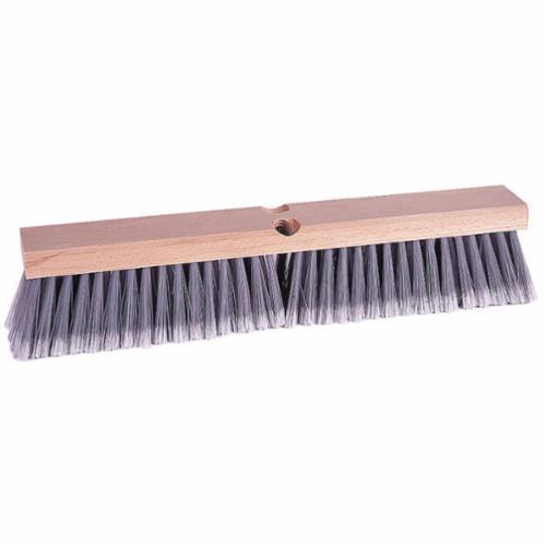 Vortec Pro® 77014 Fine Sweep Brush, 24 in Block, 24 in OAL, 3 in Polystyrene Trim