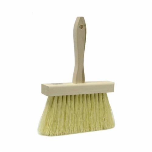 Weiler® 44032 Masonry Brush, 7 in L x 1-3/8 in W Block, 11 in OAL, 3-1/4 in L Tampico Trim