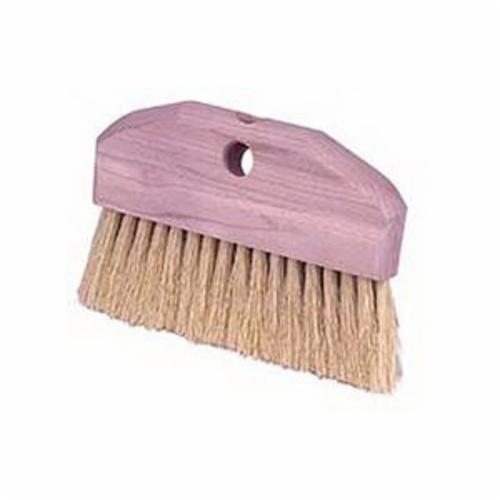 Weiler® 44034 Whitewash Brush, 6 3/4 in H x 9 in W Brush, 7 in Block, 7 in OAL, 2-5/8 in L Tampico Trim