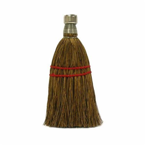 Weiler® 44099 Whisk Broom, Palmetto Bristle, 7 in L Trim