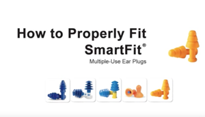 How to Install Multiple Earplugs - Honeywell - Video