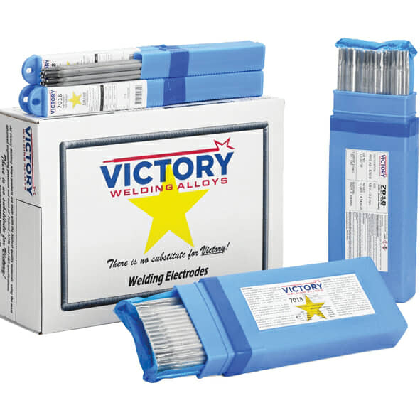 Victory 7018 1/8 X 10LB Electrode - #00990021