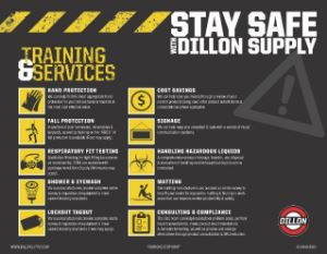 safety training and services one page