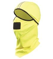 OccuNomix Hinged Balaclava, Safety Yellow