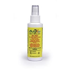 BUGX 4oz Repellent Spray