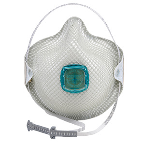 Moldex® 2730AN100 Disposable Particulate Respirator with HandyStrap®