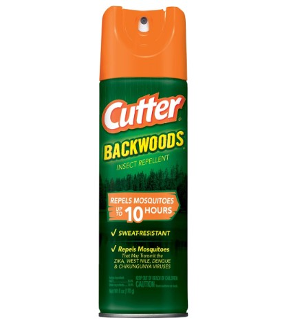 6 oz. Cutter® Backwoods® Insect Repellent, 25% DEET