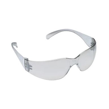 3M™ 11328-00000-20 Virtua™ Protective Eyewear I/O Hard Coat Lens, Clear Temple