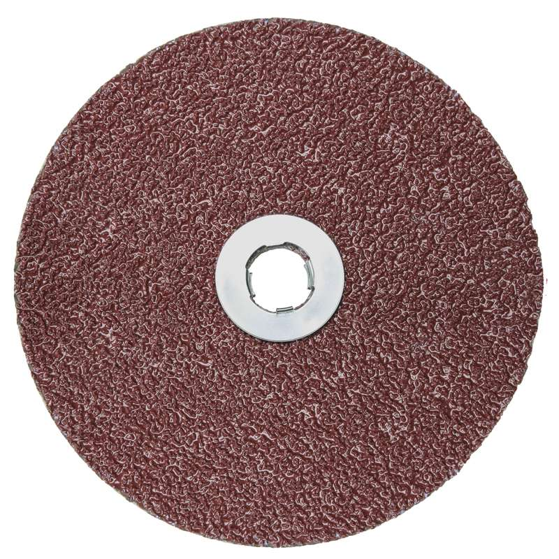 3M™ Fibre Disc 782C GL Quick Change, 7 in 60+, 25/box, 100/case