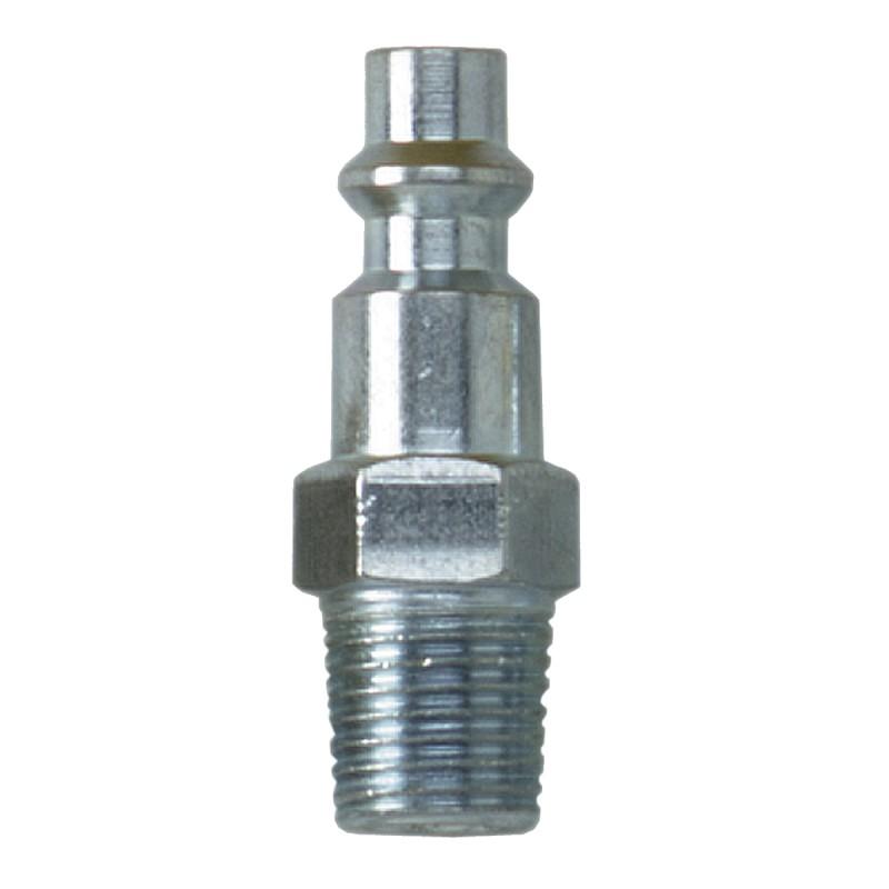 "Campbell Hausfeld MP246800AV Plug, 1/4"" I/M Male NPT"