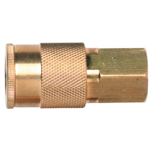 "Campbell Hausfeld MP288300AV Coupler 1/4"" I/M Female NPT"