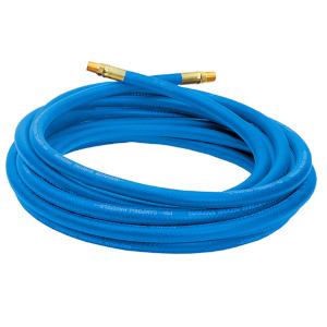 "Campbell Hausfeld PA11770AV 25' Air Hose 3/8""ID Blue PVC"