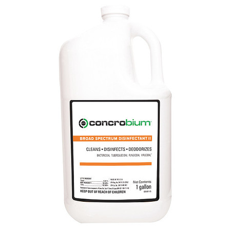 Rustoleum 626001 Concrobium Disinfectant, 1 Gallon