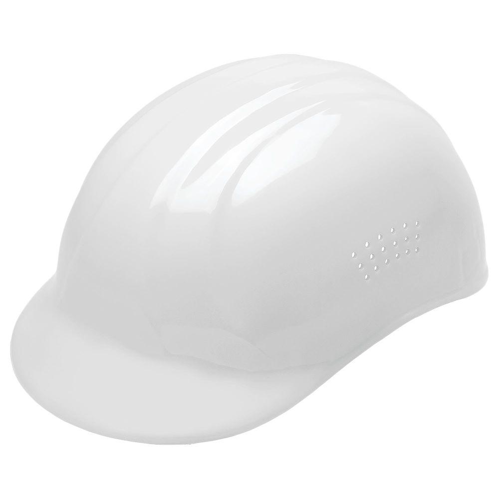 ERB Safety, 19111 Plastic White Bump Cap