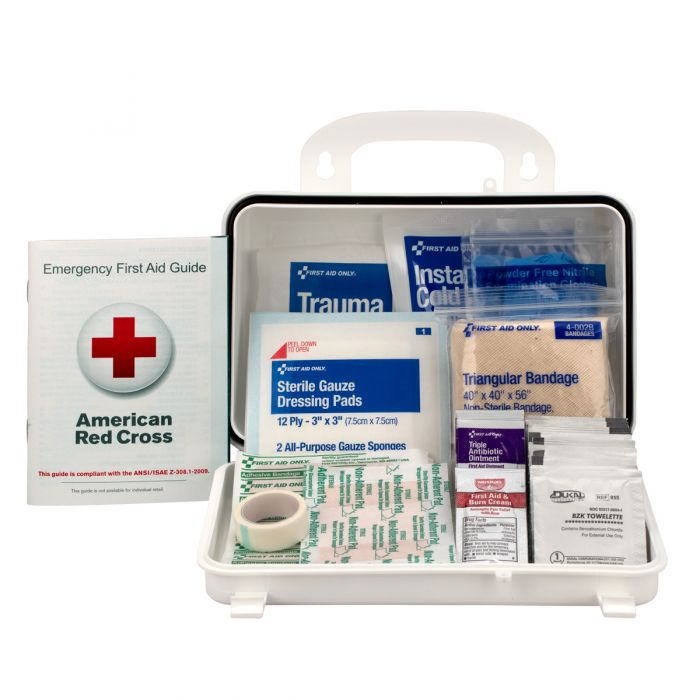 First Aid Only 06090 25 Person Basic OSHA First Aid Kit