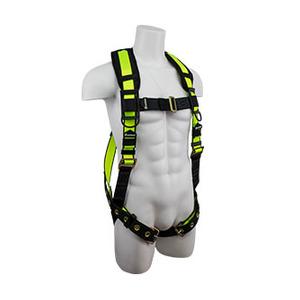 Safewaze FS185 PRO Vest Harness with Grommet Legs L/XL