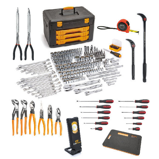 GEARWRENCH® Telesales Special - 268 PC Tool Set