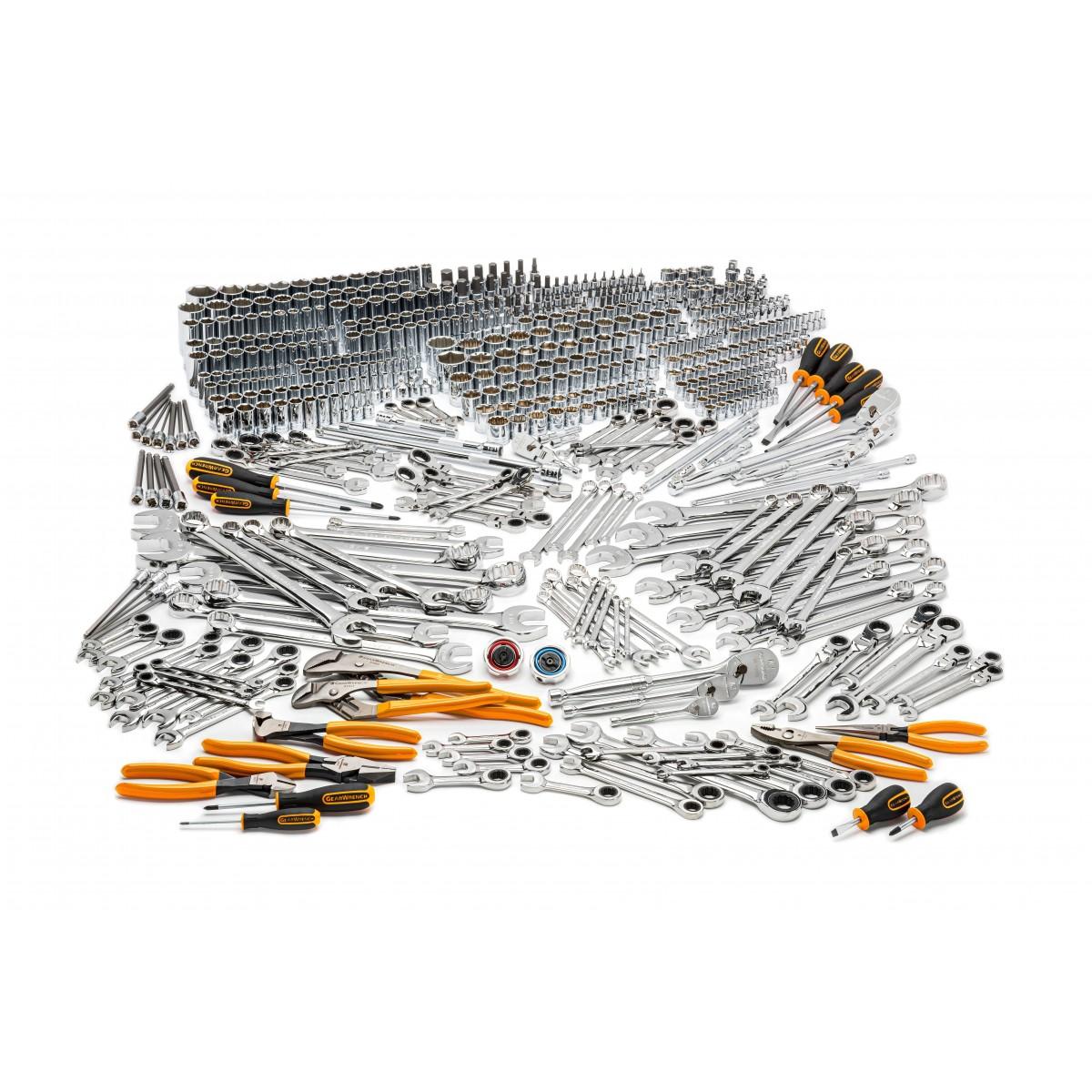 GEARWRENCH® 89060 Master Mechanics 613 piece Hand Tool Set