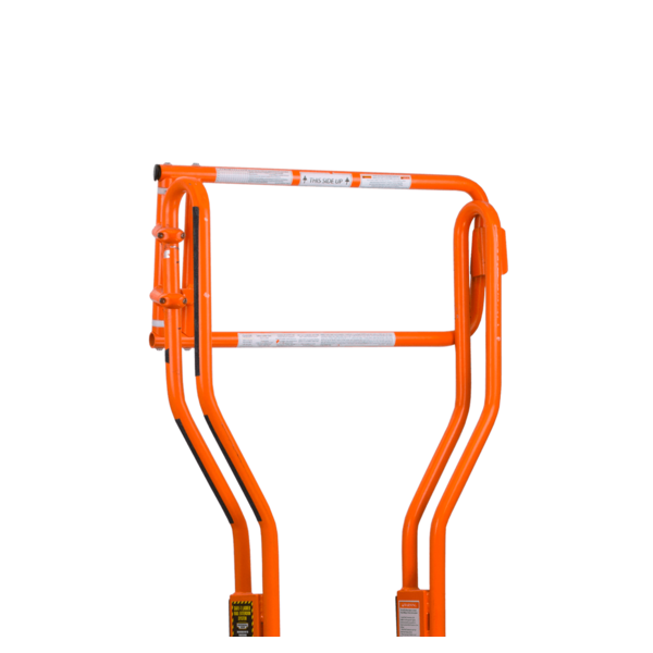 GUARDIAN FALL PROTECTION SAFE-T™ 10798 Durable Lighweight Self-Closing Ladder Gate