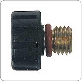 Inweld 41V33MP TM9/20 Short Tig Torch Back Cap (2/Pack)