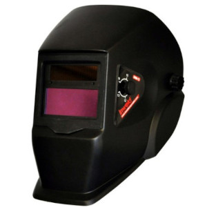 Inweld ADF300S Welding Helmet, Auto Darkening shades 9-13, Built in MAG Lens Adapter