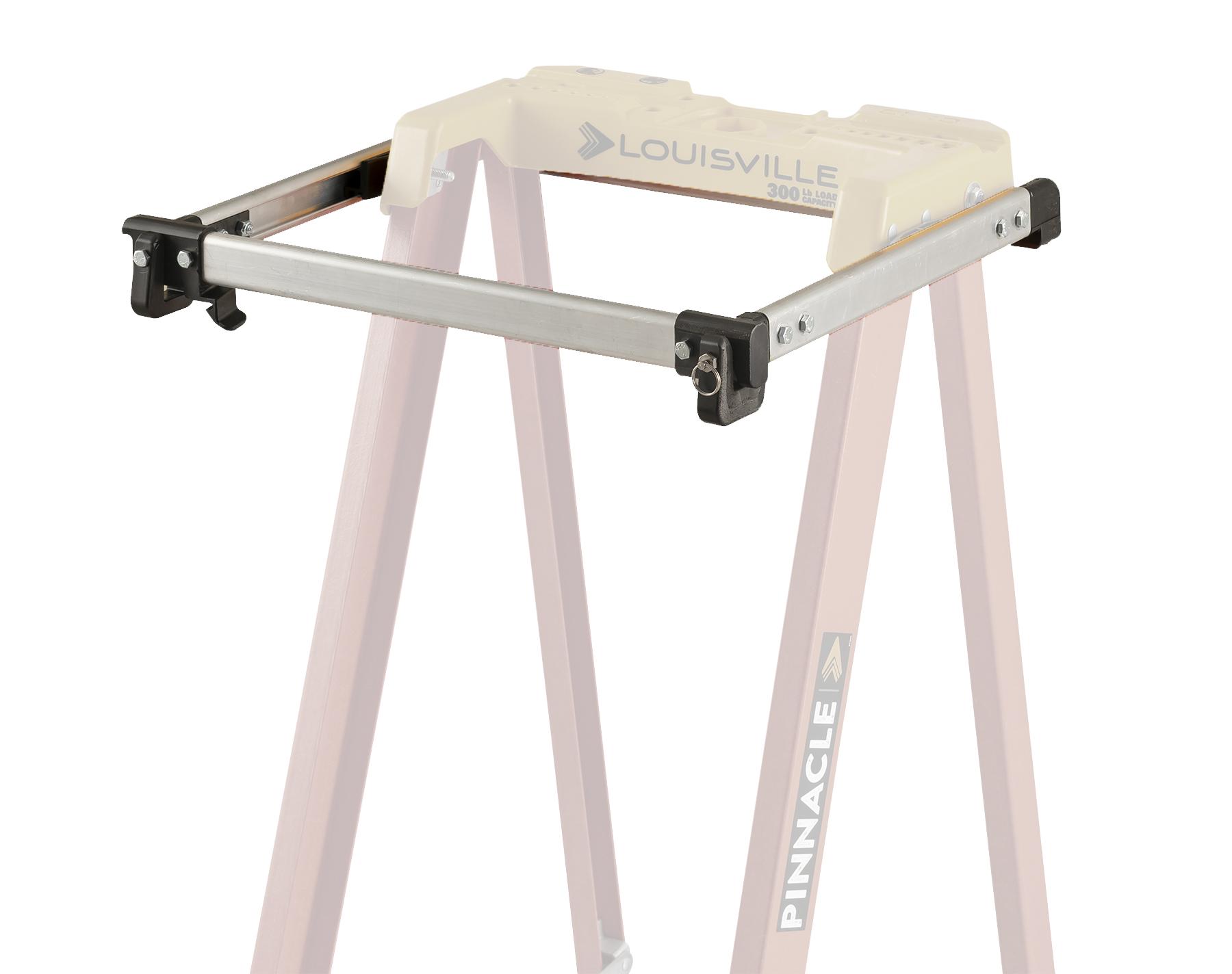 Louisville Ladder LP-2807-80 Pinnacle Gate Ladder Platform Accessory