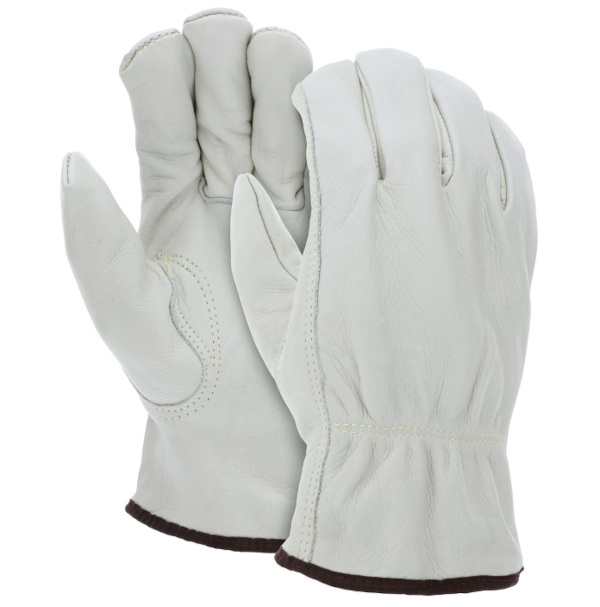 MCR Safety 32801 Insulated Leather Driver's Gloves